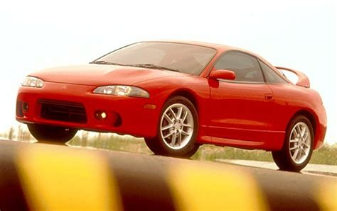Mitsubishi Eclipse Edmunds by Used 1997 Mitsubishi Eclipse Gsx Pricing Features Edmunds