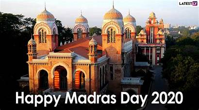 Madras Happy Founding Sms Greetings Messages Celebrate