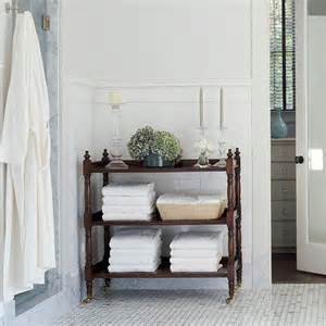 Bathroom Shelves Ideas Pretty Functional Bathroom Storage Ideas The Inspired Room