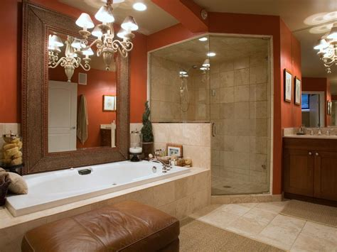 bathroom color schemes hgtv