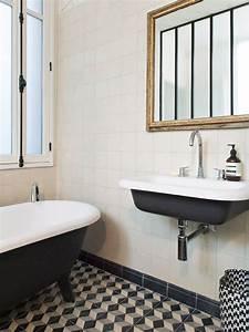 les 25 meilleures idees de la categorie salles de bains With salle de bain style ancien