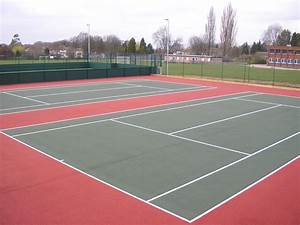 Macadam Sports Surfaces | Tarmac Courts