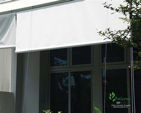 Outdoor Roller Blinds by Outdoor Roller Blinds Gallery Balconyblinds