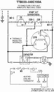 Air Conditioning Schematic Diagram