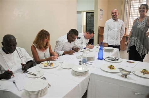 Hotellerie Concours De Cuisine Lycée Martinique Chefs Festival Masterclass Conférences