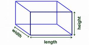 Kids Math  Finding The Volume Of A Cube Or Box