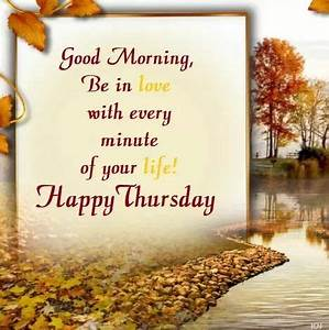 Happy Thursday Images, Good Morning Thursday Quotes ...