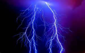 Photographing Artwork Lighting by Blitz Blue Thunder Sturm Hintergrundbilder Blitz Blue