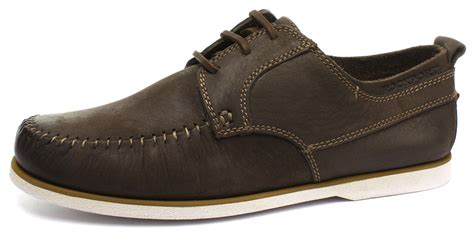 new rockport cs 3 eye casual mens deck shoes all sizes ebay