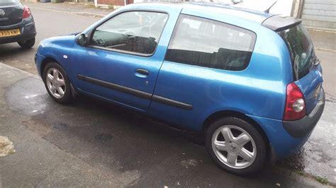 2001 Renault Clio Mk2 1.2 16v
