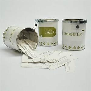 Idée Cadeau Moins De 5 Euros : 365 jours de chance certaine ~ Melissatoandfro.com Idées de Décoration
