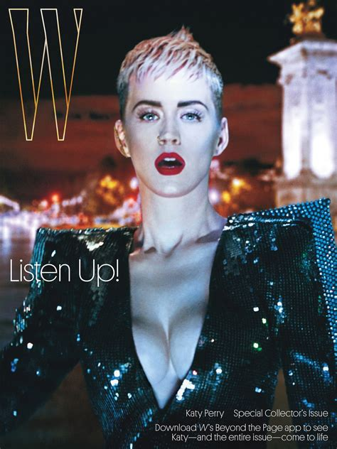 2017 Cover Magazine Katy Perry