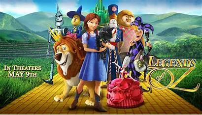 Oz Legends Return Dorothy Trailer Poster Dorothys