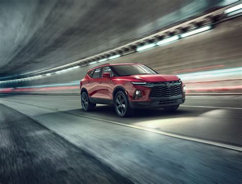 Chevrolet Captiva 4k Wallpapers by 2019 Chevy Blazer All You Wanted To Wallace