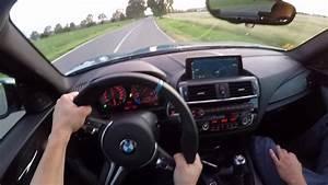 2017    Bmw M2 F87 Manual    Pov    First Ride