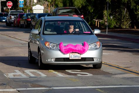 Lyft Is Trashing The Classic Furry Pink Mustache