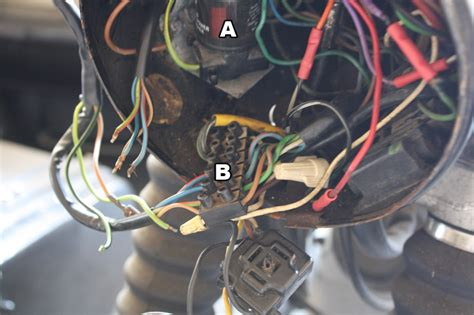 bmw airhead relay wiring block motorcycles
