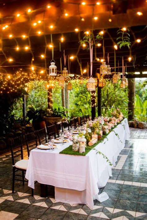 Elegant Tropical Wedding At Hacienda Siesta Alegre
