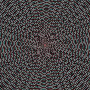 illusion optique de couleur papier peint abstrait With toute les couleurs de peinture 9 illusion doptique