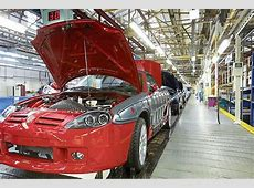 Union wants jobs restored at MG Rover UK factory