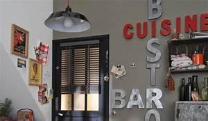 Deco Cuisine Bistrot : le style bistrot c est quoi ~ Louise-bijoux.com Idées de Décoration