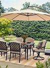 Patio Furniture - The Home Depot outdoor patio dining set furniture