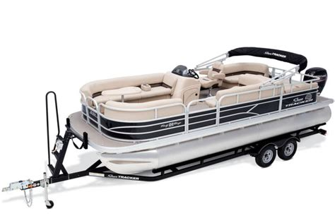 Tracker Boat Trailers Specifications by Sun Tracker Boats Recreational Pontoons 2017