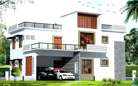 kerala style living room furniture white exterior house color schemes with modern garage