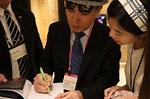 金正恩的頭號暗殺對象,原來是暖男!前北韓外交官太永浩首度來台,替書迷簽名還大秀流利中文-風傳媒