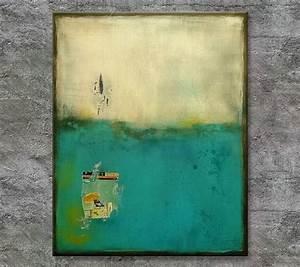 Kommode Türkis Shabby : annette freymuth collage horizon bild im used look ~ Michelbontemps.com Haus und Dekorationen