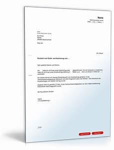 Rücktrittsrecht Vom Kaufvertrag : r cktritt vom kaufvertrag muster vorlage zum download ~ Lizthompson.info Haus und Dekorationen