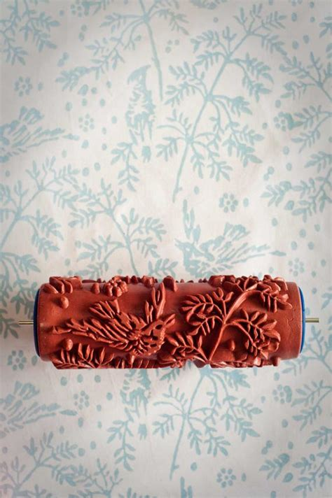 No 1 Patterned Paint Roller From The Painted House