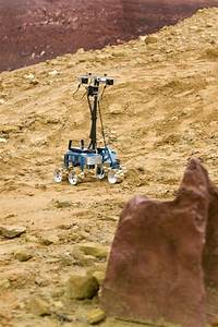 Revolutionary navigation system for future Mars rovers
