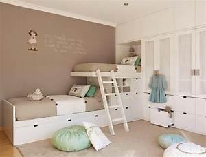Wandfarbe Flieder Pastell : como decorar las habitaciones juveniles peque as 10 buenas ideas hoy lowcost ~ Markanthonyermac.com Haus und Dekorationen