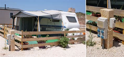 facilities malta caravans mobile homes cing park