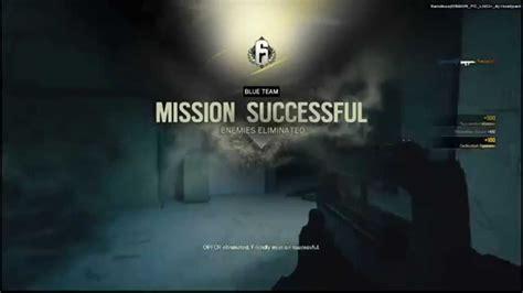 siege korian beta mode rainbow six siege terrorist hunt