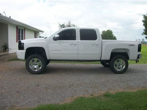 Buy Used 2011 Chevrolet Silverado 1500 Ltz Crew Cab Pickup