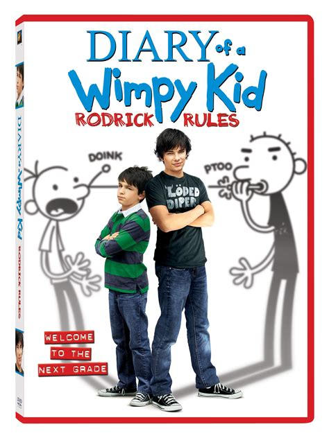 Diary Of A Wimpy Kid Rodrick Rules Film