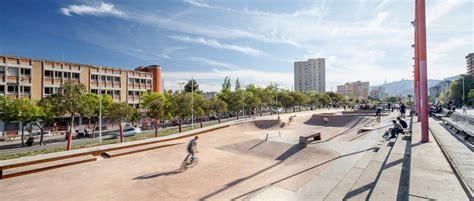 Barcelona Skateparks: Nou Barris and La Mar Bella by SCOB ...