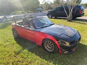 1993 Na Mazda Miata Manual Transmission Track Car For Sale