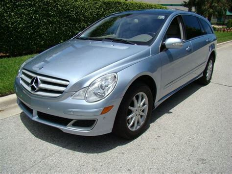 2007 Mercedes-benz R-class For Sale By Owner In Duluth, Ga