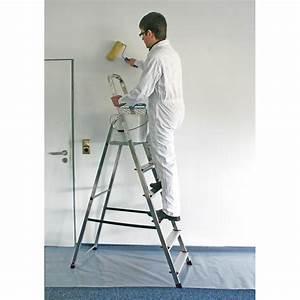 Haushaltsleiter 6 Stufen : krause corda stehleiter haushaltsleiter 6 stufen ~ Eleganceandgraceweddings.com Haus und Dekorationen