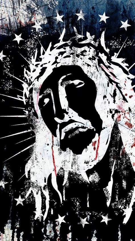 Jesus Christ Iphone 5 Wallpaper (640x1136