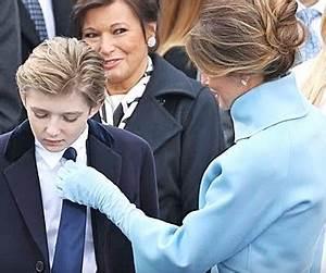Happy Mother's Day to Melania Trump, who makes Barron ...