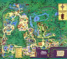 Busch Gardens Ta Directions by Park Map Busch Gardens Ta Bay Orlando Fl