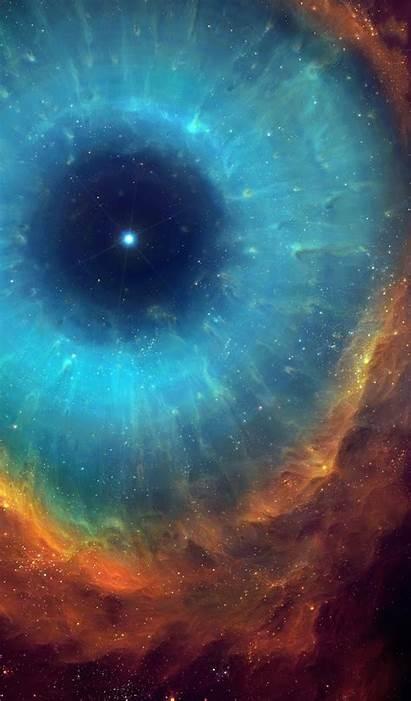 Nebula Helix Eye God Universe Cosmos Eyes