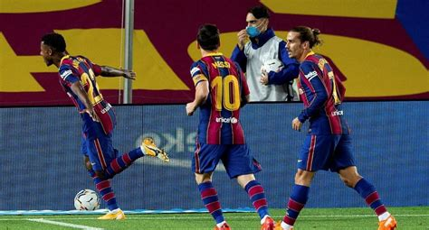 Barcelona vs. Villarreal EN VIVO ONLINE: Sigue el minuto a ...