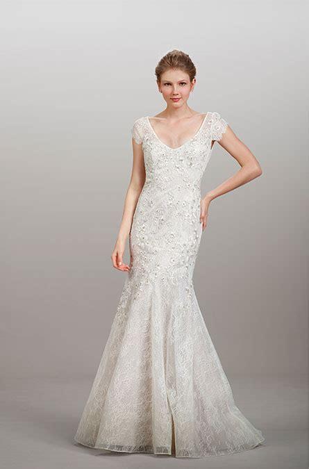 Lian Carlo Style 5855 Size 4 Wedding Dress