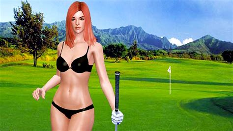 Naked Women Playing Golf Pics