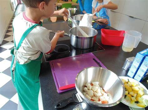 atelier cuisine enfants atelier de cuisine pour les enfants récréatiloups